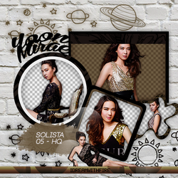 Pack Png 450 | Solista | Yoon Mirae | #1 by IDreamWithFire
