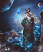 KAKABEL - Angel of the Stars by LaercioMessias