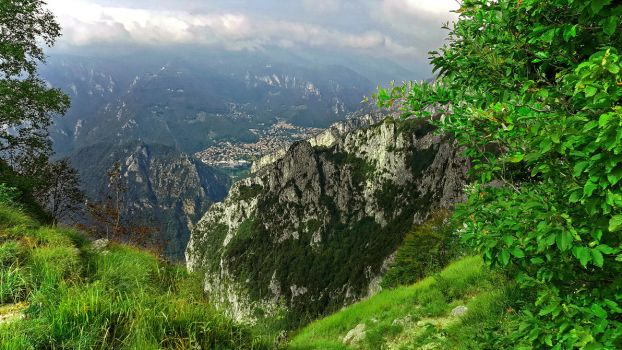 Lecco From The Top by persianpop
