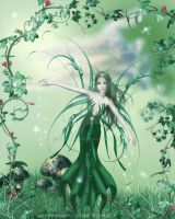Fairy Of The Grass