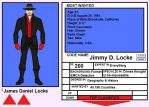 Jimmy D. Locke's Wrap sheet by AceLions