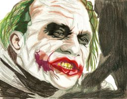 Why So Serious? by Shigdioxin