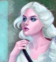 Ciri by AmeDvleec