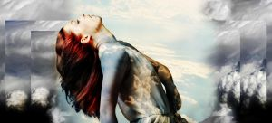 Woman In The Clouds by dre1184