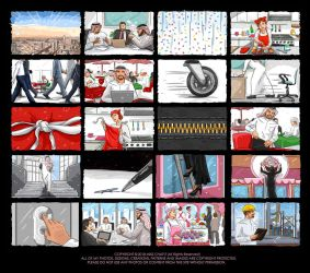 Investment Storyboard by MissChatZ