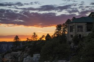 North Rim, Grand Canyon Lodge by katu01
