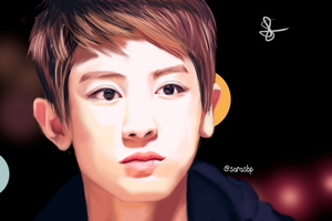 Chanyeolie ~ by pinkysstar