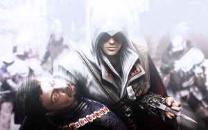 Assassin's Creed II Wp by igotgame1075