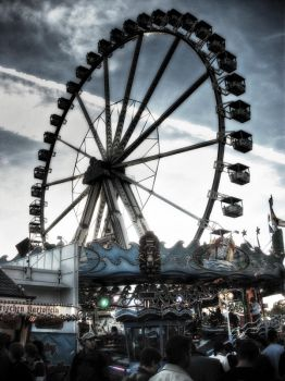 wheel HDR by cadrre