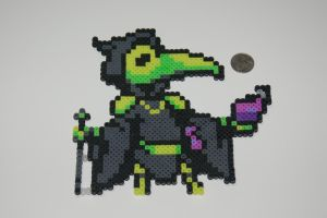 Plague Knight by evilpika