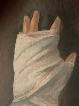 Hand2 by wolktje