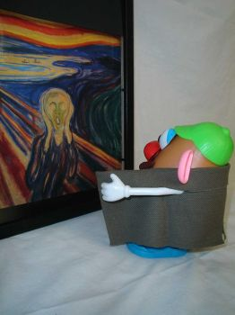 Expose Your Spud to Art by jenmendezart
