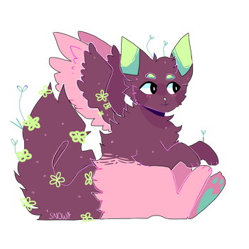Spring adopt   Closed by Snowiitea