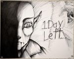 Halloween Count Down 4 by SomeMonsterFangirl