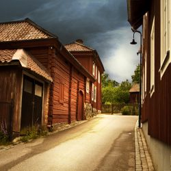 Old street by cindysart-stock by CindysArt-Stock