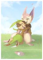 Safe and Sound by DancingInBlue