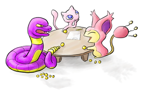 A tabletop by Katemare