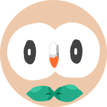 Rowlet icon by Mewsol