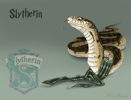 Slytherin by hecatehell