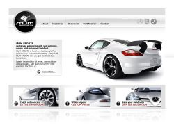 Web Design: Luxury Tuning v2 by jasonquiz
