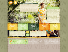 Order Layout ft. Saoirse Ronan #45 by BebLikeADirectioner