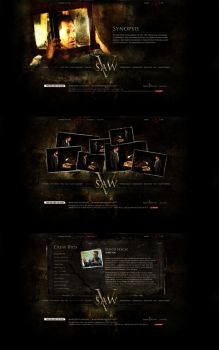 Saw V Designs by duo