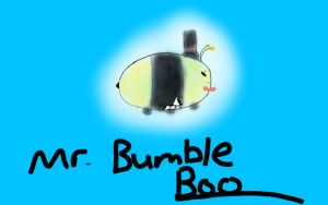 Mr bumble boo by loafofbread123
