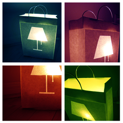 Lamp Prototype by Askyria