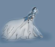 Corpse Bride by ThEsIlKe