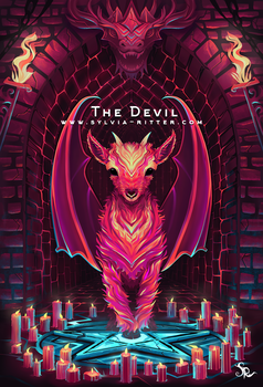 The Devil by SylviaRitter