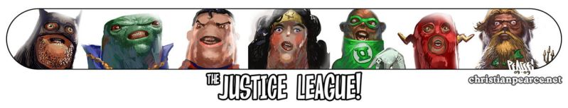 Justice League by ChristianPearce