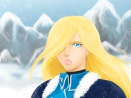 Ice Queen of Briggs by kra