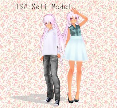 TDA Self Model by kiskisbella