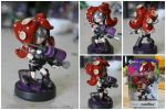 Custom Octoling Amiibo (Version 2) [With Box Art] by PixelCollie