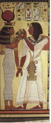 Ancient Egypt- Marriage? by lichtie