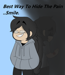 Smile. .:AT:. by LuckyDestinyHeart