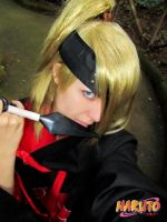 Deidara : I'd like to see you dead by MischAxel