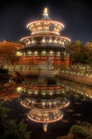 Reflections of China by artsyfaux