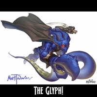 Attack of The Glyph! By Markovah! by Estonius