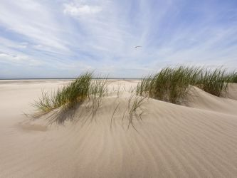 North Sea Germany Amrum the sound of Silence by StefanPrech