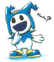 It's Jack Frost!! by takeclaire