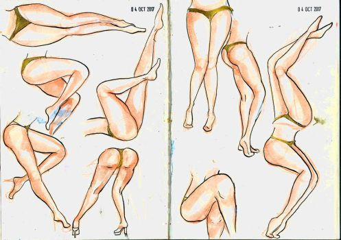 Tutorial Body Legs And Arms And Botties On Drawing Tutorial Deviantart