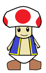Toad by MrObixousPineapples