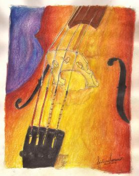 Cello by Julia-Fernandes
