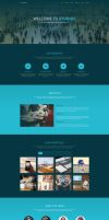 Studio7 - One Page Creative Template by templatewire