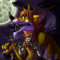 Something Evil This Way Comes by lycchii