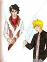 Will and Jace by Forever-Sam