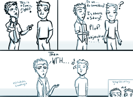 This isss a Comic Right. by sKELLz-DA