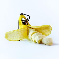 Fruit Lives Matter - Banana by AlbertoArni