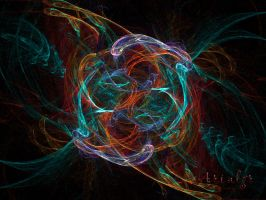Lover's Knot by Arialgr
